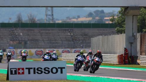 Philipp Oettl, Kawasaki Puccetti Racing, Misano RACE 2