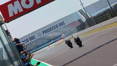 WorldSSP, Misano RACE 2