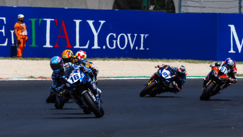 Jules Cluzel, GMT94 Yamaha, MIsnao RACE 2