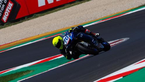 Marc Alcoba, Yamaha MS Racing, Misano RACE 2