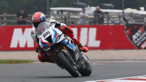 Tom Sykes, BMW Motorrad WorldSBK Team, Donington FP1
