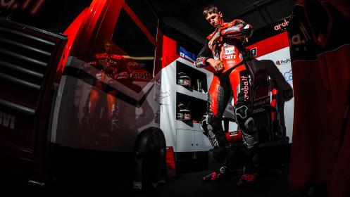 Scott Redding, Aruba.it Racing - Ducati, Donington FP2