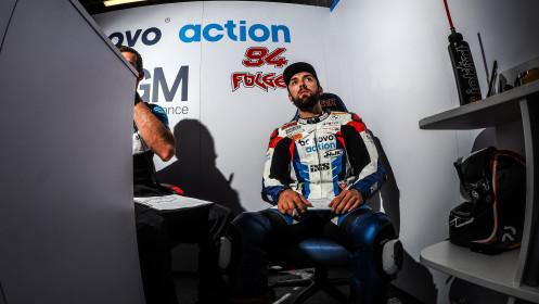 Jonas Folger, Bonovo MGM Racing, Donington FP2