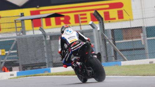 Michael van der Mark, BMW Motorrad WorldSBK Team, Donington SP