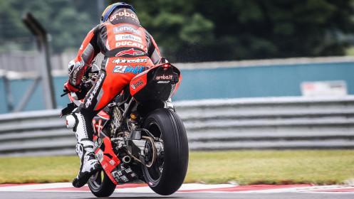 Scott Redding, Aruba.it Racing - Ducati, Donington Tissot Superpole