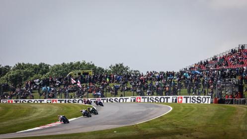 WorldSBK, Donington RACE 1