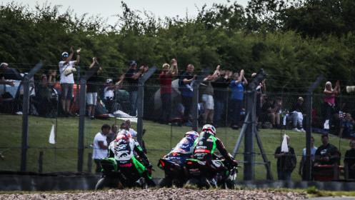 WorldSBK, Donington Circuit