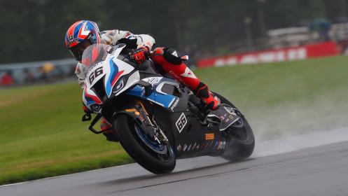 Tom Sykes, BMW Motorrad WorldSBK Team, Donington FP3