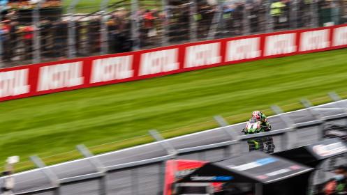 Jonathan Rea, Kawasaki Racing Team WorldSBK, Donington SP