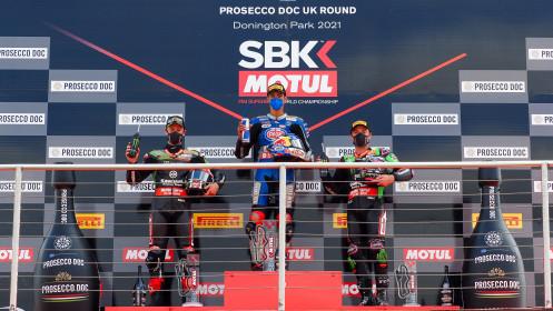 WorldSBK Donington RACE 1