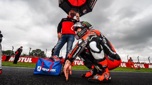 Scott Redding, Aruba.it Racing - Ducati, Donington RACE 1