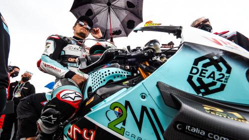 Chaz Davies, Team GoEleven, Donington RACE 1