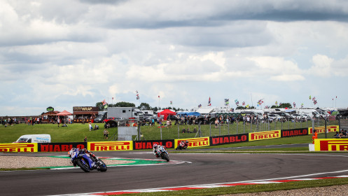 Garret Gerloff, GRT Yamaha WorldSBK Team, Donington RACE 2