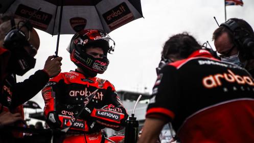 Scott Redding, Aruba.it Racing - Ducati, Donington Tissot Superpole RACE