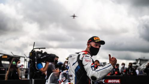 Tom Sykes, BMW Motorrad WorldSBK Team, Donington SPR