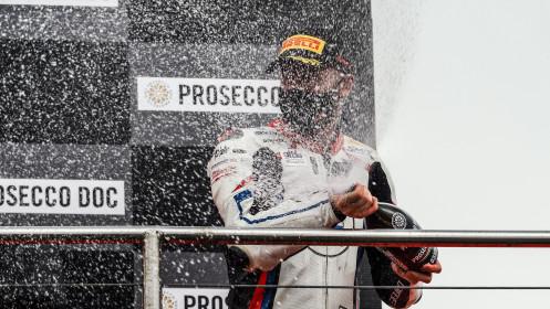 Tom Sykes, BMW Motorrad WorldSBK Team, Donington RACE 2