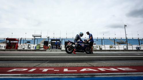 Kohta Nozane, GRT Yamaha WorldSBK Team, Assen FP2