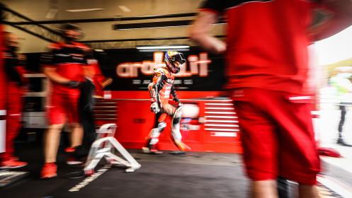 Michael Ruben Rinaldi, Aruba.it Racing - Ducati, Assen FP2