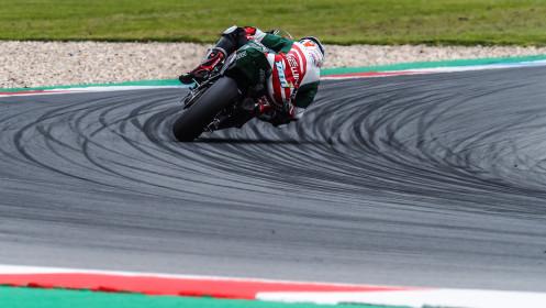 Leandro Mercado, MIE Racing Honda Racing, Assen FP1
