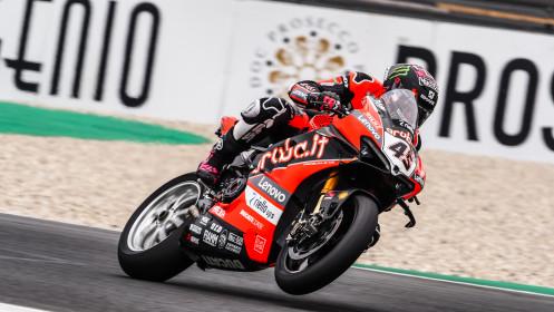 Scott Redding, Aruba.it Racing - Ducati, Assen FP1
