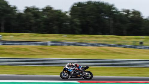 Michael van der Mark, BMW Motorrad WorldSBK Team, Assen FP1