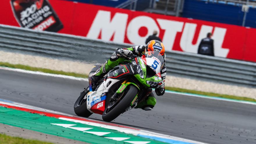 Phillipp Oettl, Kawasaki Pucetti Racing, Assen FP1
