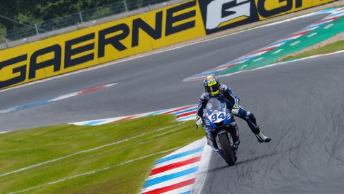 Federico Caricasulo, GMT94 Yamaha, Assen FP2