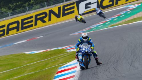 Hannes Soomer, Kallio Racing, Assen FP2