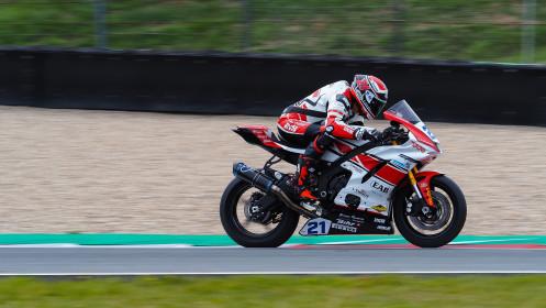 Randy Krummenacher, EAB Racing Team, Assen FP2
