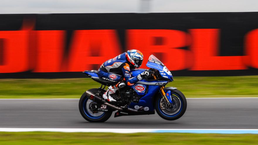Garrett Gerloff, GRT Yamaha, Assen FP2