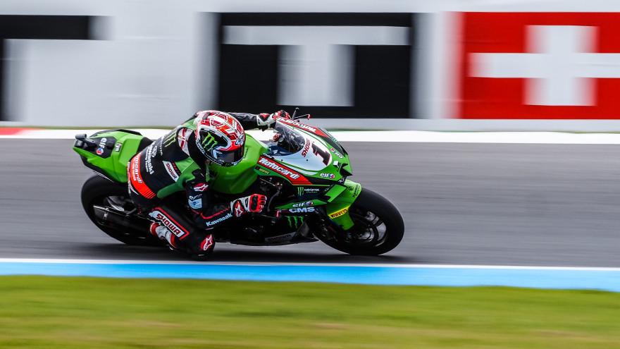 Jonathan Rea, Kawasaki Racing Team WorldSBK, Assen FP2