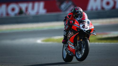 Scott Redding, Aruba.it Racing - Ducati, Assen FP3