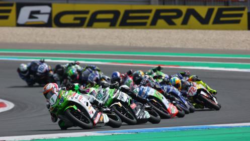 Jeffrey Buis, MTM Kawasaki, Assen RACE 1