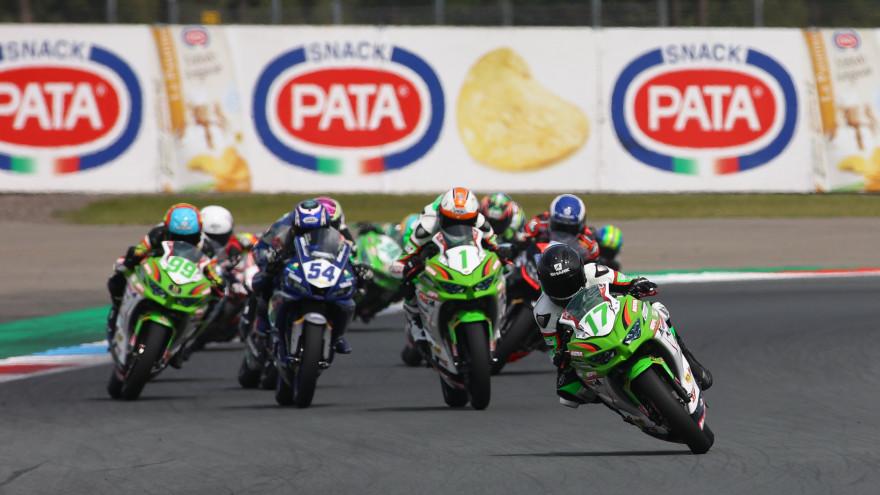 Koen Meuffels, MTM Kawasaki, Assen RACE 1
