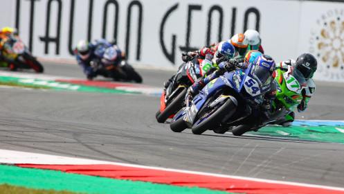 Bahattin Sofuoglu, Biblion Yamaha Motoxracing, Assen RACE 1