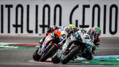 Chaz Davies, Team GoEleven, Assen RACE 1