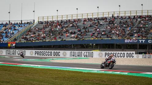 Michael van der Mark, BMW Motorrad WorldSBK Team, Assen RACE 1