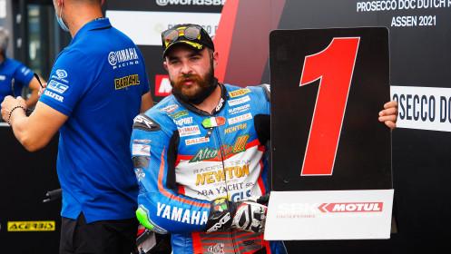 Kevin Manfredi, Altogo Racing Team, Assen RACE 1