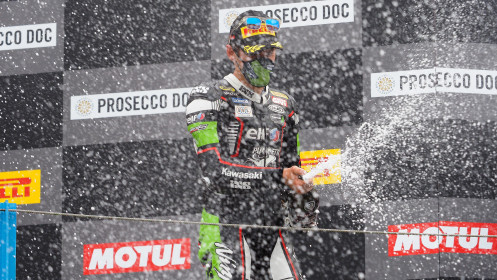 Philipp Oettl, Kawasaki Puccetti Racing, Assen RACE 1