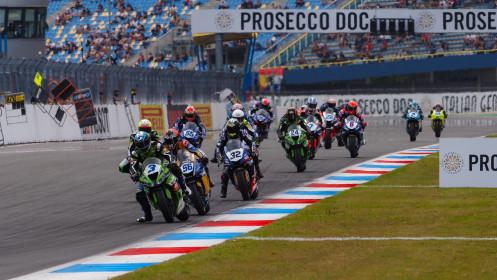 Raffaele de Rosa, Orelac Racing VerdNatura, Assen RACE 1