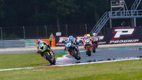 Can Alexander Oncu, Kawasaki Puccetti Racing, Assen RACE 1