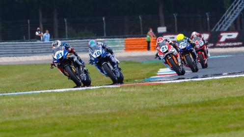 Manuel Gonzalez, Yamaha ParkinGo Team, Assen RACE 1