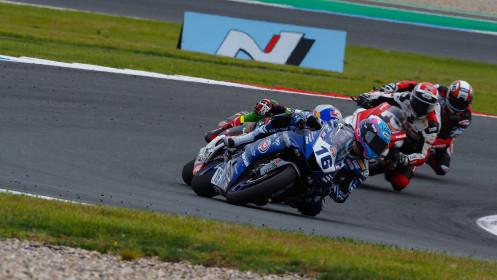 Jules Cluzel, GMT94 Yamaha, Assen RACE 1