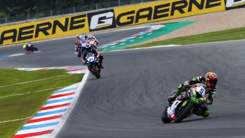 Phillip Oettl, Kawasaki Pucetti racing, Assen RACE 1