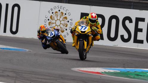 Dominique Aegerter, Ten Kate Racing Yamaha, Assen RACE 1
