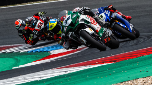 Leandro Mercado, MIE Racing Honda Racing, Assen RACE 1