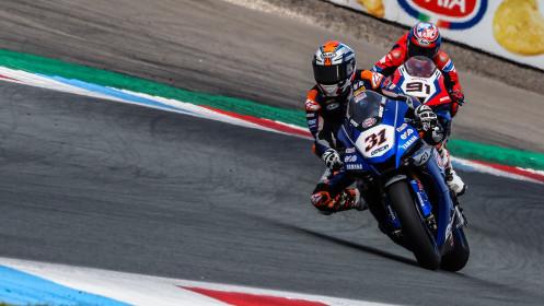 Garret Gerloff, GRT Yamaha WorldSBK Team, Assen RACE 1