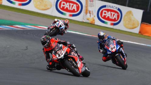 Scott Redding, Aruba.it Racing - Ducati, Assen RACE 1