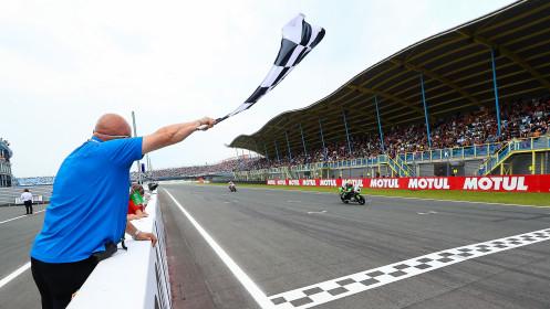 Philipp Oettl, Kawasaki Puccetti Racing, Assen RACE 2