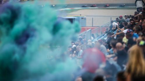 WorldSBK, Assen Grandstand